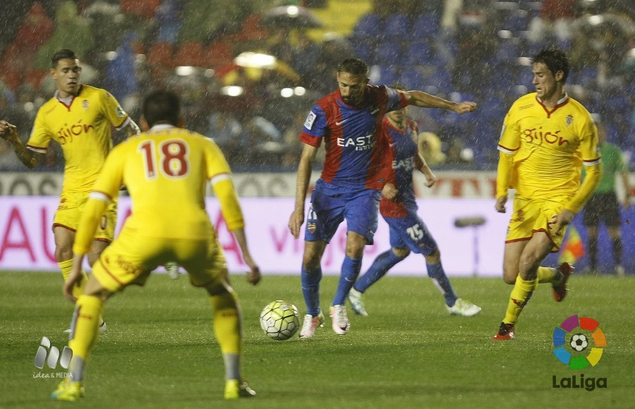 Video: Levante vs Sporting Gijon
