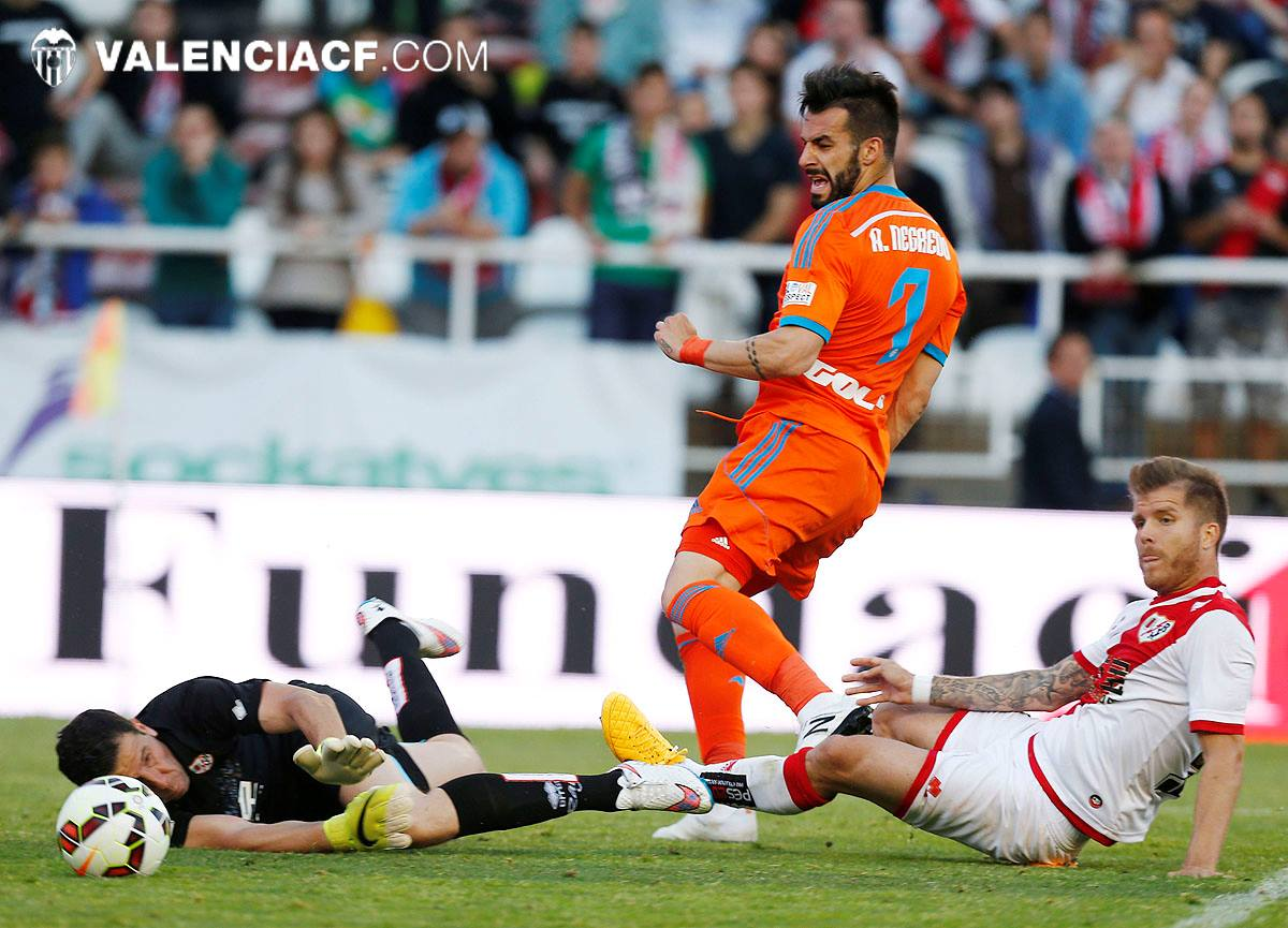 negredo vallecas