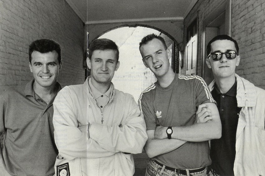 housemartins con pin