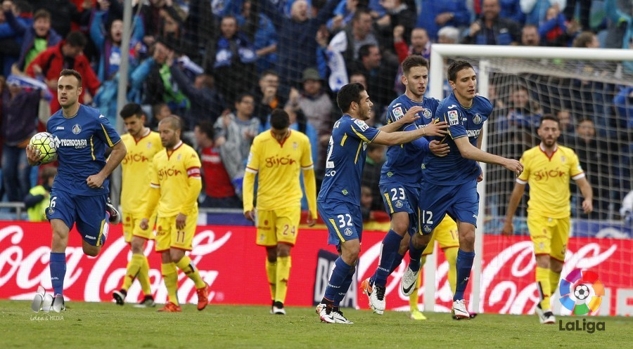 Getafe vs Sporting