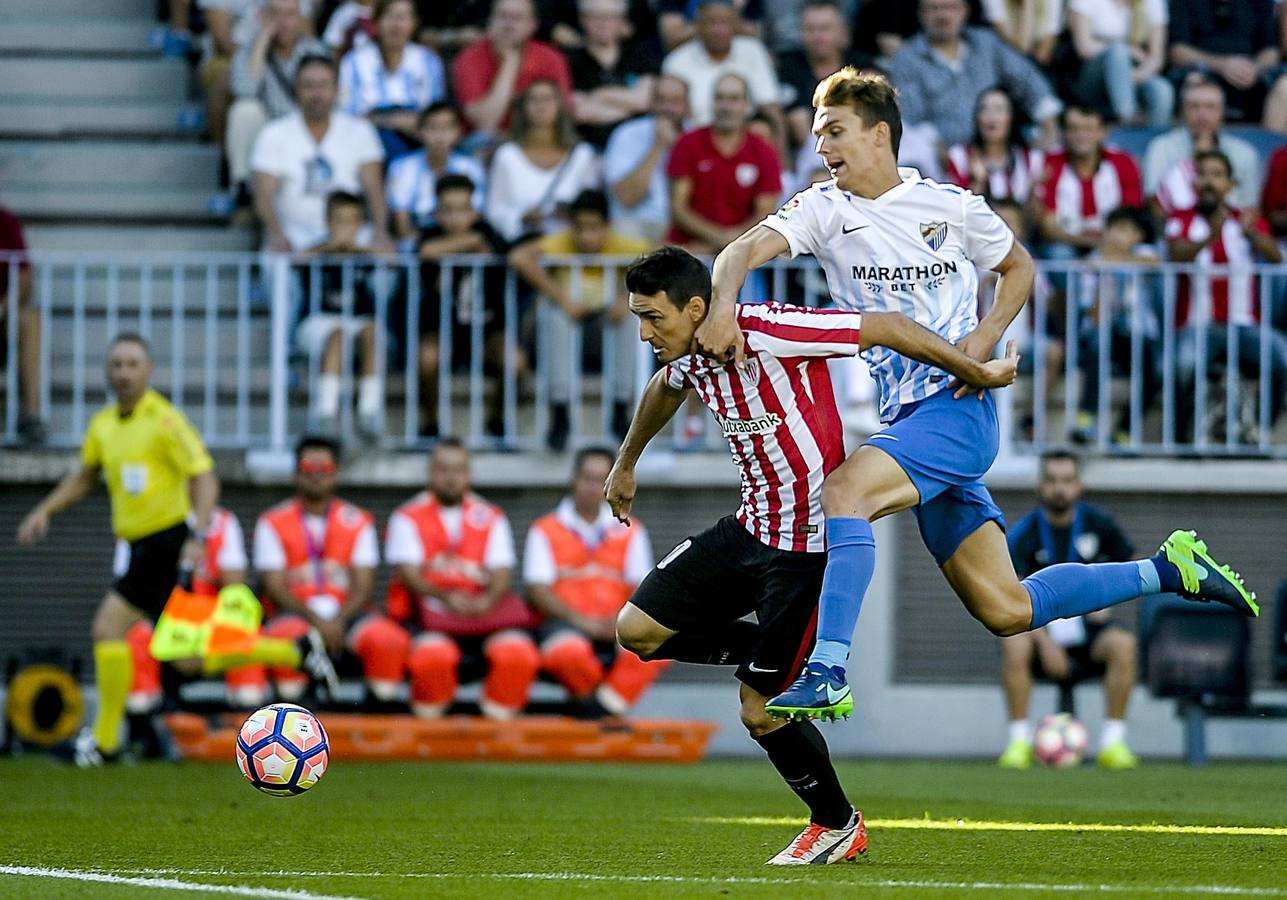 Malaga vs Athletic