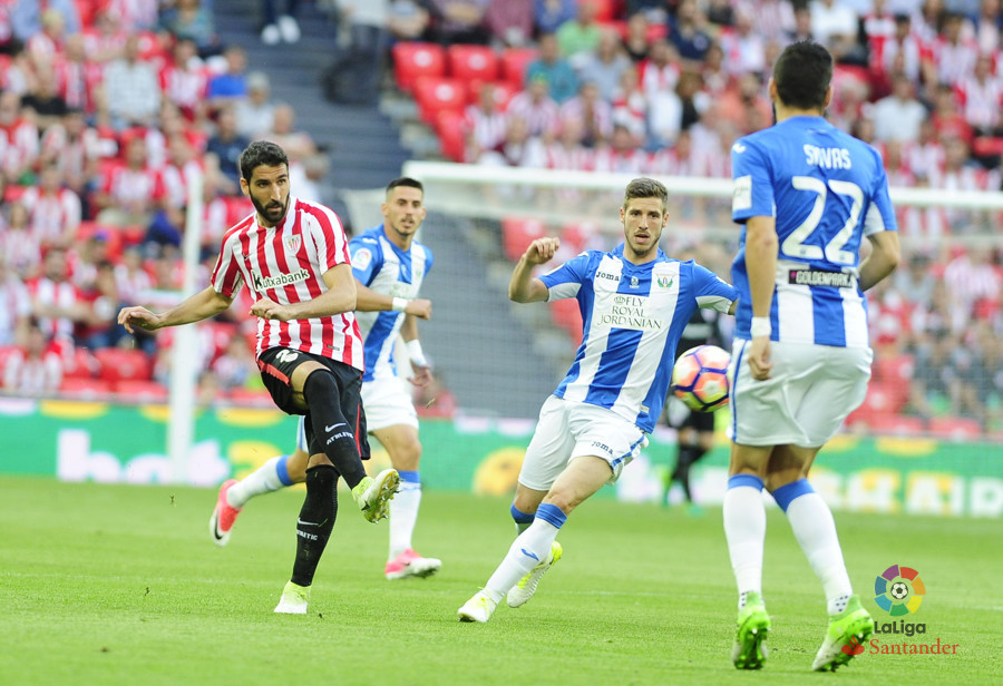 Athletic vs Leganés