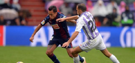 Valladolid vs Eibar